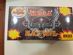 ЕК23-40 Mega Black Devil