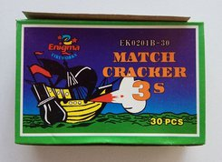EK0201B-30 Match Kracker